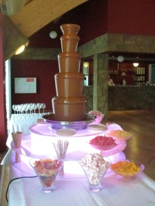 Fontanna czekoladowa Tarnów