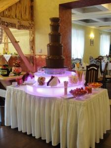 Fontanna czekoladowa Zakopane